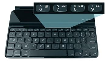 Logicool Ultrathin Keyboad mini03